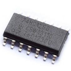 Микросхема 74HC125D-653