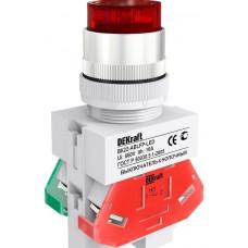 Выключатель кнопочный BK22-ABLFP-LED
