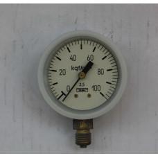 Манометр-вакуумметр МТП-1М 0-100