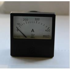 Амперметр Э8032-М1 0-400А кл.т. 1.5