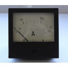 Амперметр Э365-1 0-150А кл.т.1.5