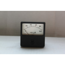 Микроамперметр М42305 0-100х10mA(1000mA)
