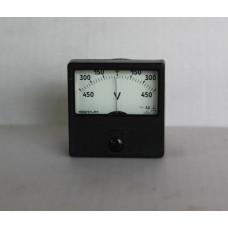 Вольтметр М2001/1-М1 450-0-450V кл.т. 2.5