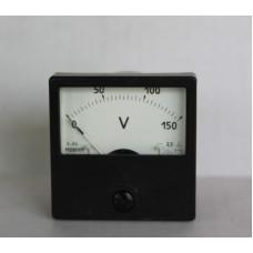 Вольтметр М2001/1 0-150V кл.т. 2.5