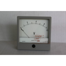 Вольтметр М42100 0-7.5V кл.т. 2,5