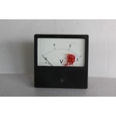 Вольтметр М42300 0-3V кл.т. 1,5