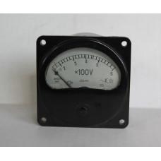 Вольтметр Э8021 0-6х100V(600V)кл.т. 2.5