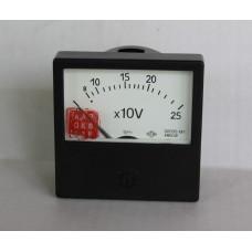 Вольтметр Э8030-М1 0-25*10V(250V)