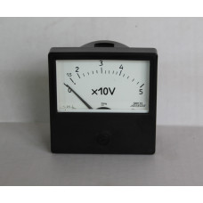 Вольтметр Э8030 0-5х10(50V)кл.т. 2.5