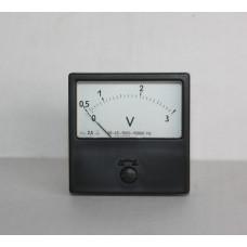 Вольтметр Ц42302 0-3V кл.т.2.5