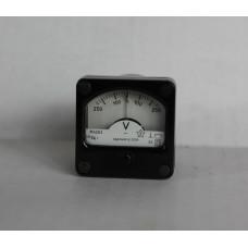 Вольтметр М4203 250-0-250V
