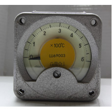 Логометр  Ш69003 0-6х100(600С)