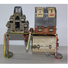 Контактор электромагнитный МК1-02 У3Б, 220В/40А(24V)