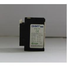 Вспомогательный контакт F4-11 к контактору NC1 и NC2 (CHINT)