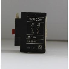 Приставка контактная ПКЛ 2004(690В/10А)