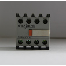 Приставка контактная ПКЛ 4004 4з