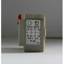 Приставка контактная ПКЛ-22 УХЛ4В(660V/10А)
