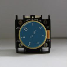 Приставка контактная ПВЛ-11 04А с выдержкой времени 10А/ 660V