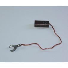 Электрощетка МГ 8х10х25 К1-1