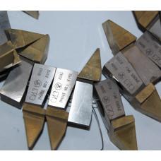 Комплект резцов для зуборезной головки НВ250 №24 №1 1.2П