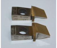 Комплект резцов №24№22 0,6 к двухсторонней головке зуборезной ф200