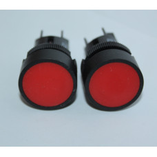 Кнопка SВ-7 красная