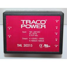 Преобразователь Traco Power TML 30215