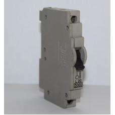 Выключатель автоматический ВА60-26-380В IP20 L20А 1Р