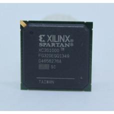 Микросхема XC3S1000-4FG320C