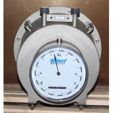 Газовый счетчик TG3-1.4571-PVC