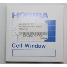 Окно ячейки Horiba 903.800.020.001