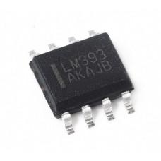 Двойной компаратор LM393DR2G