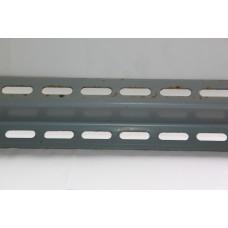 Профиль зетовый (Z-образный) 32х40х32х2мм L-2м