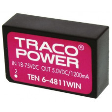 Преобразователь Traco Power TEN 6-4810WIN-HI