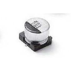 Алюминиевый конденсатор CA050M0010RED-0605