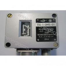 Датчик давления РД-1-0М5-01