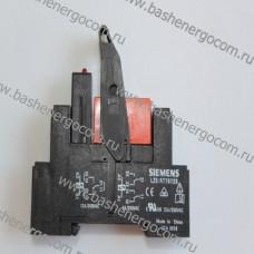 Втычное реле Siemens RT4A4L24