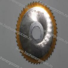 Фреза дисковая отрезная и прорезная 125*4*22  1282
