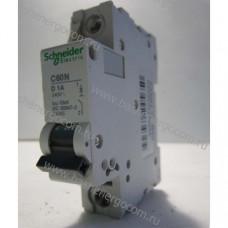 Автоматический выключатель SCHNEIDER ELECTRIC C60N D 1A