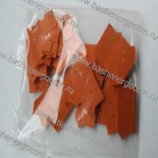 Пластина торцевая и разделительная WAGO 280-331