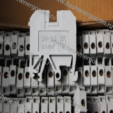 Зажим наборный 3H-2,5 серый