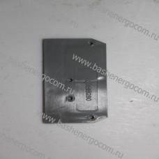 Торцевая пластина 2,5 мм толщиной, серая WAGO 280-308