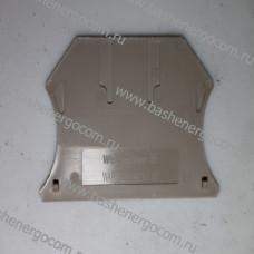 Пластина концевая WAP 2.5-10 Weidmuller