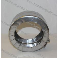 Кожух Защитный КЗСН (стальной, нержавеющий) для фланцевых соединений