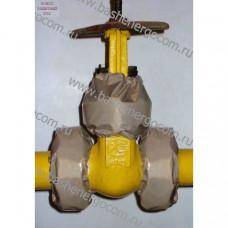 Кожух Защитный КЗХ (химстойкий) для трубопроводной арматуры