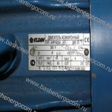 Электродвигатель АИР160S4У3