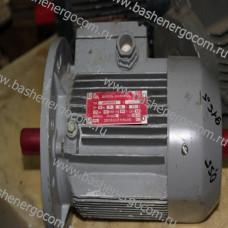 Двигатель асинхронный АИР71В6УХЛ2
