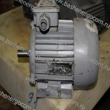 Электродвигатель 4АА2М80А2 УЗ, 0,75 кВт, 2790 об/мин, 380 В