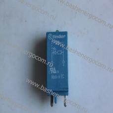 Модуль со светодиодом (6-24) V AC/DC Finder