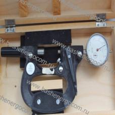 Комплект Скоба индикаторная  СИ 50 и Индикатор ИЧ 10 часового типа, класс точности 0